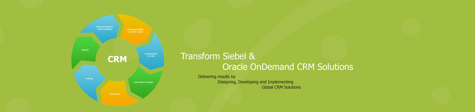 Transform Siebel